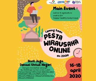 Pesta Wirausaha Online